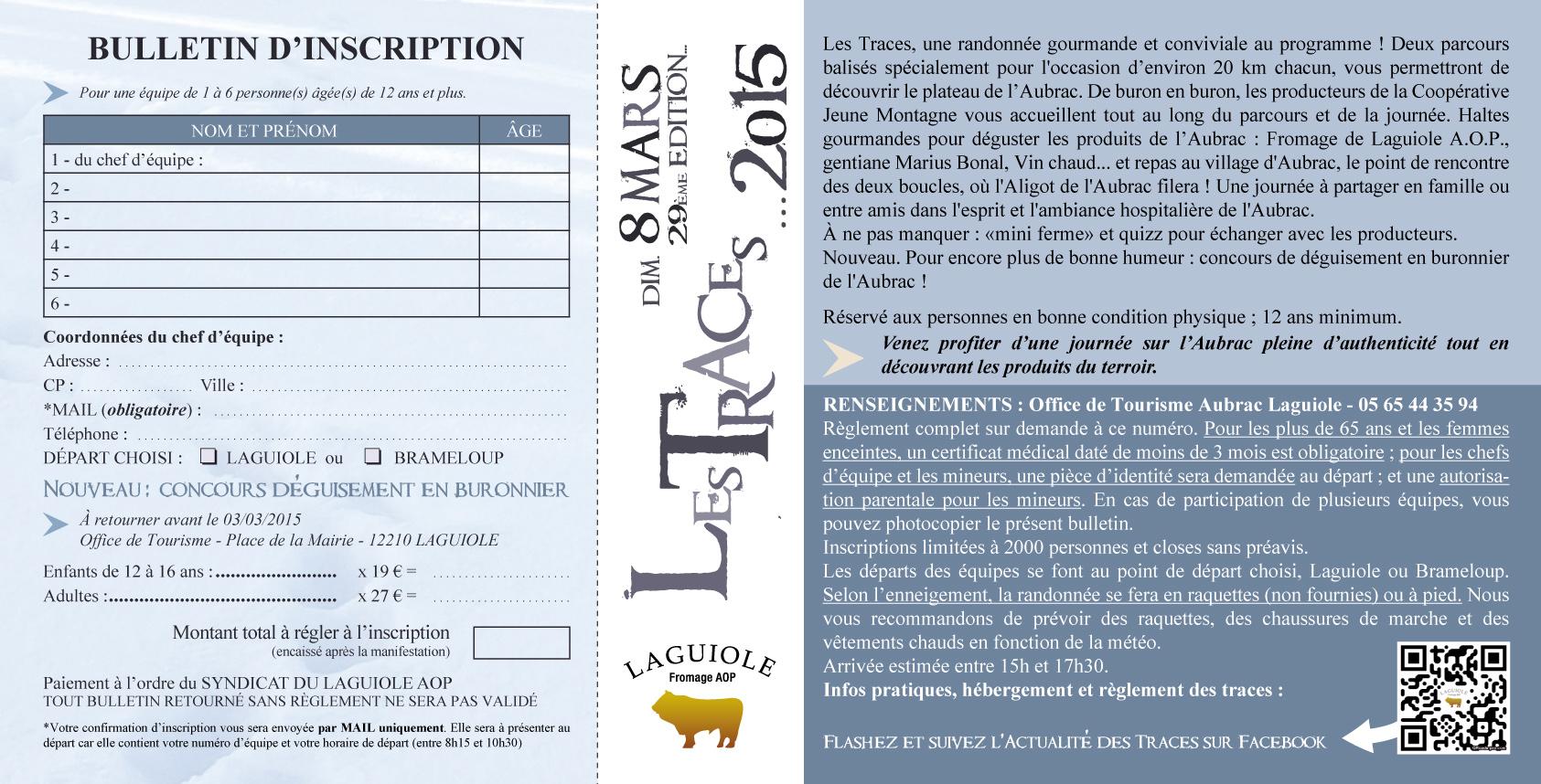 Traces du fromage (Cheese route) - Aubrac-Laguiole-EN