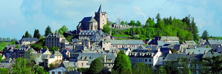 Hotels Restaurants En Aubrac